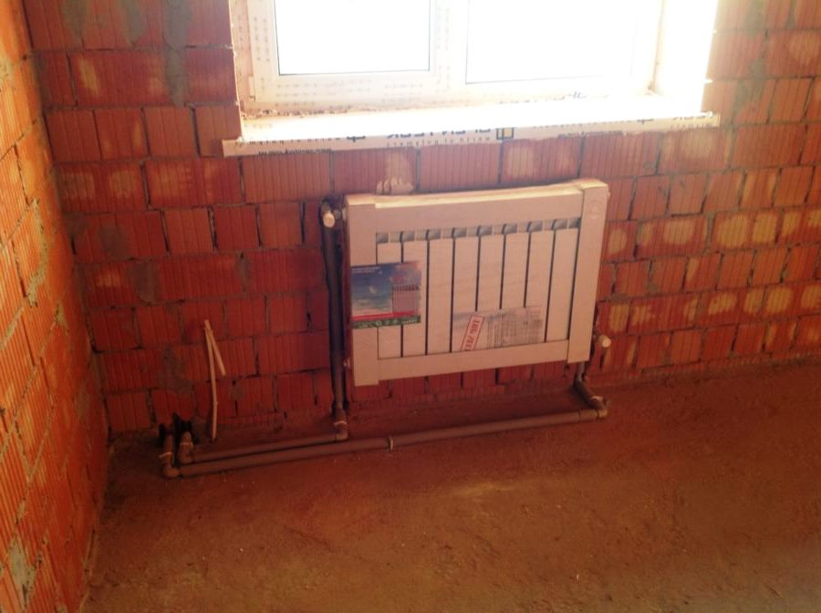 """Отопление частного дома """"под ключ"""""""