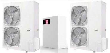 """Модернизация отопления тепловым насосом """"под ключ"""""""